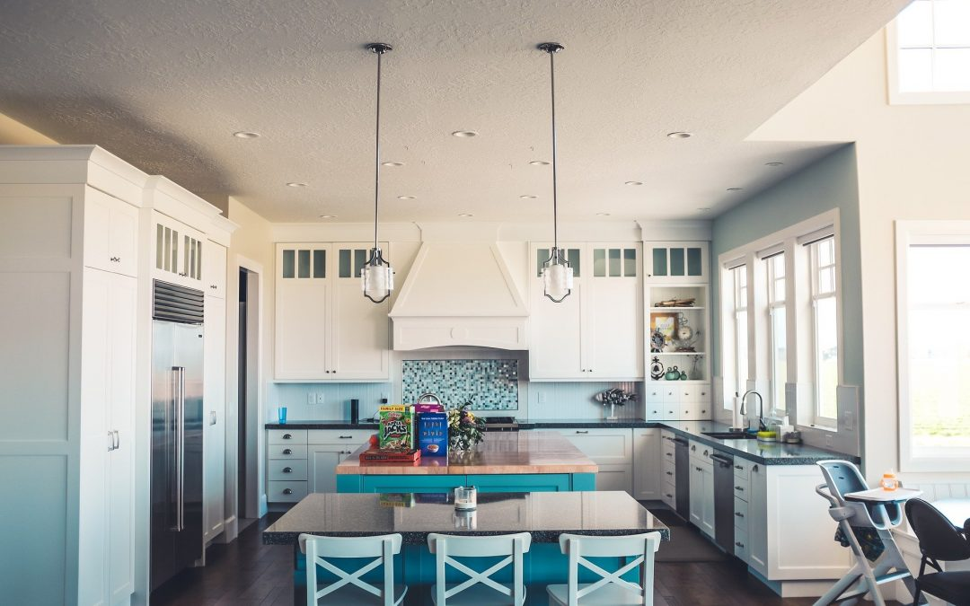 Кухнята – не я оставяйте да бъде незабелязана