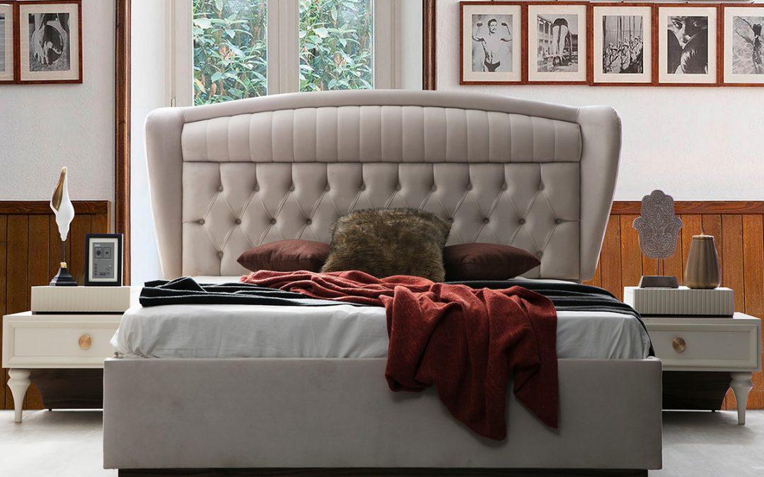 Основни съставки, гарантиращи перфектната изработка на тапицирани спални