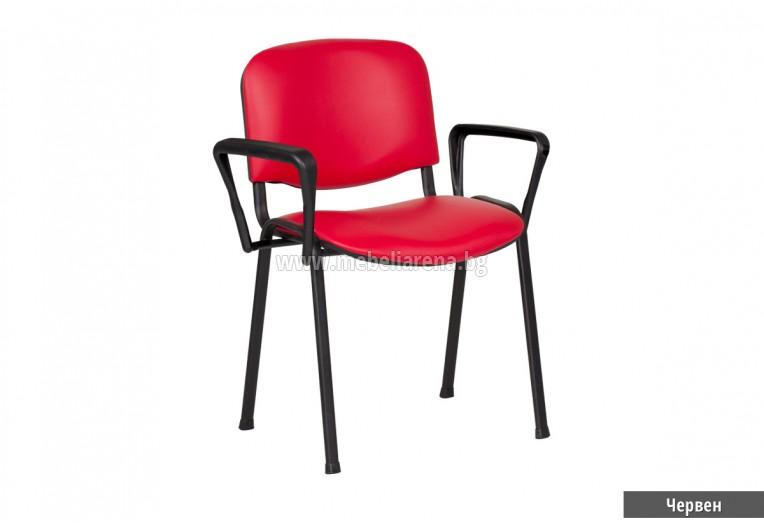 Посетителски столове – защо е важно да се обърне внимание на тази офис мебел?