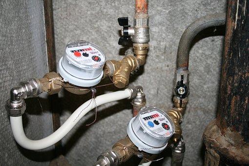 Решения за битови проблеми, свързани със смяна на водомера