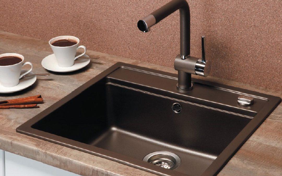 За удобна и функционална кухня потърсете перфектната кухненска мивка