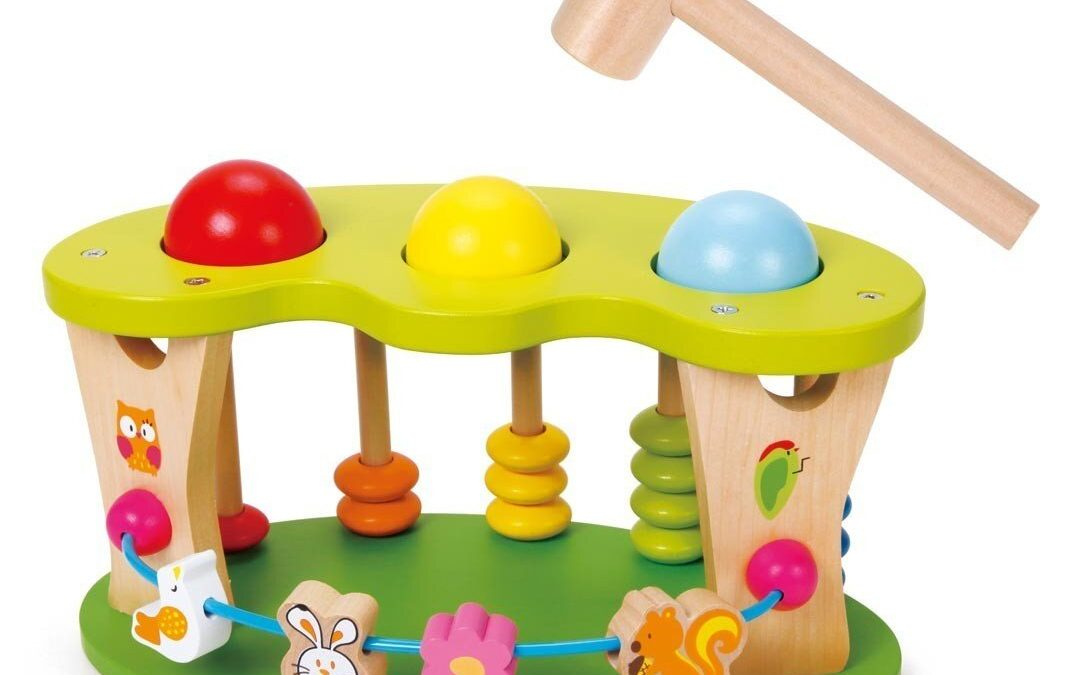Светът на детските играчки ви очаква в онлайн магазин My Bee